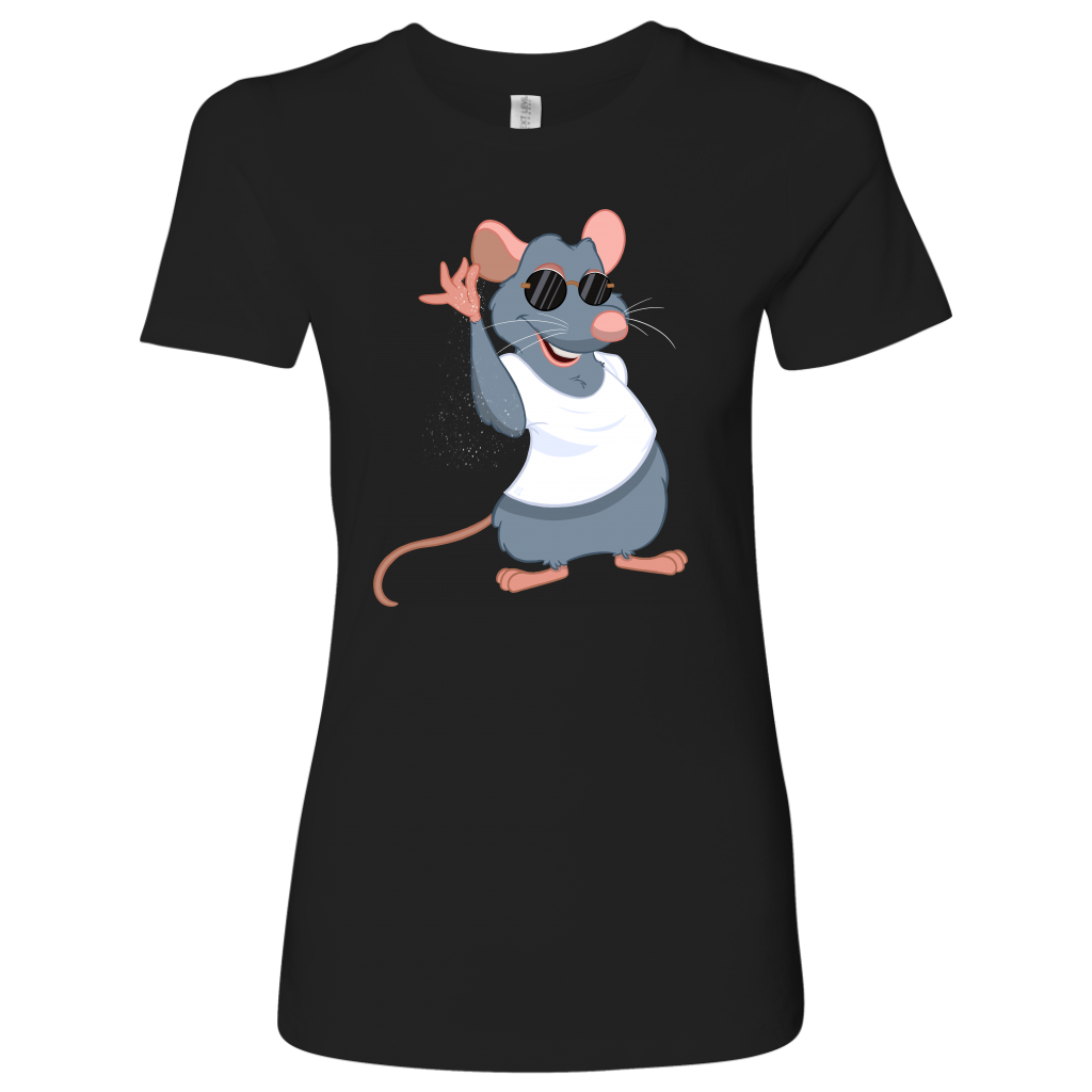 RATBAE - Remy as SaltBae Womens T-Shirt