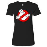BAYMAX - Ghostbusters Womens T-Shirt