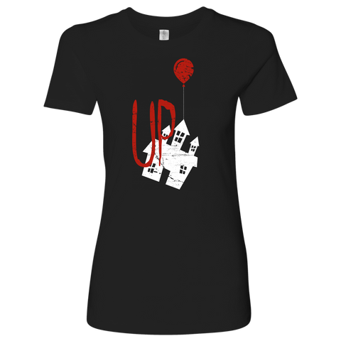 UP - IT inspired Women's T-Shirt