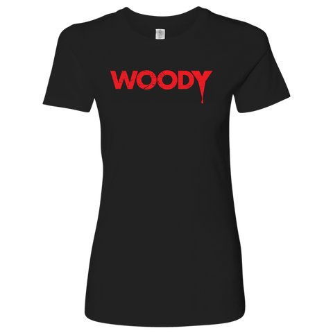 WOODY: Chucky inspired Women's T-Shirt