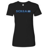 SCREAM - Monsters Inc inspired Women's T-Shirt