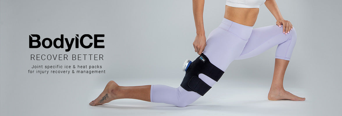 BodyICE Joint Specific Ice & Heat Packs