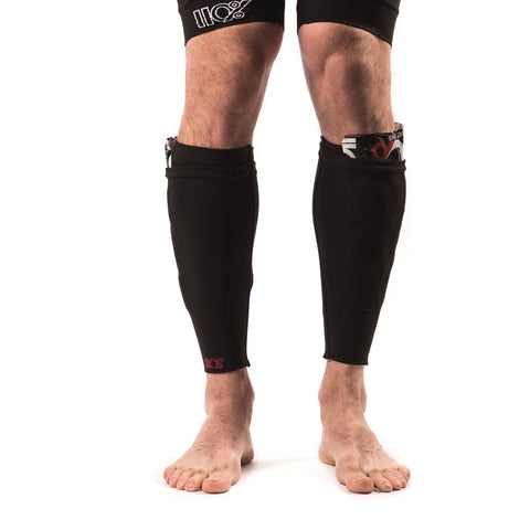 Long Compression Twist Sock