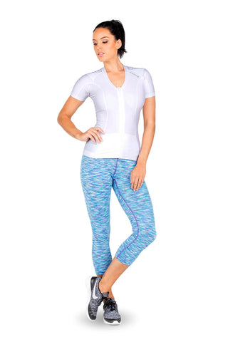 3D Pro Compression Long Sleeve Shirt - Womens