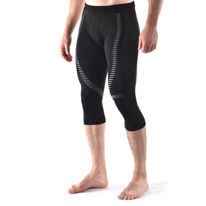 CompressGo Compression 3/4 Tights - Mens