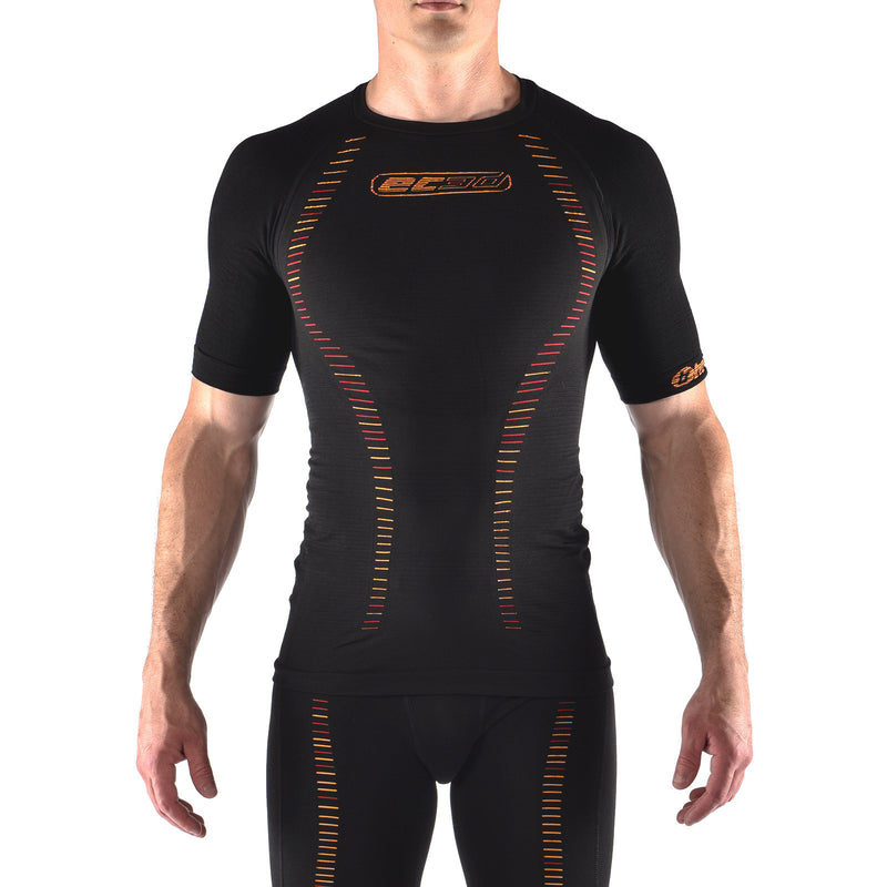 BHOT Short Sleeve Compression Shirt - Unisex