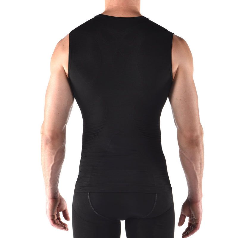 3D Pro Compression Sleeveless Shirt - Men