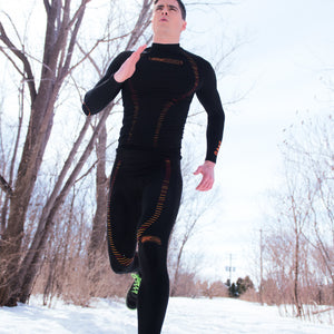 BHOT Long Sleeve Compression Shirt - Unisex