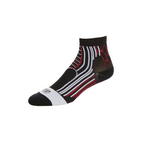Compression Ankle Striker Socks (3 Pairs, 3 Colours)