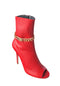 STANA RUBY CALF SOCK BOOT - Monika Chiang