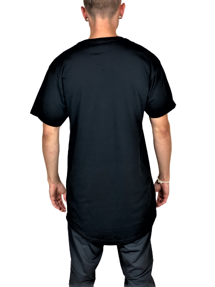 Fusion Fit Men's Long Body T-Shirt