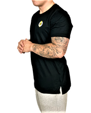 Fusion Fit Men's Split Hem T-Shirt