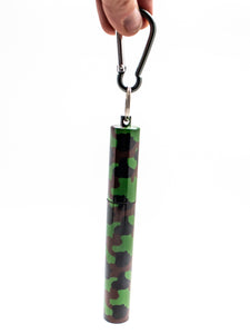 Camo Telescoping Reusable Straw Set