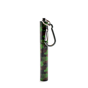 Camo Reusable Straw Set