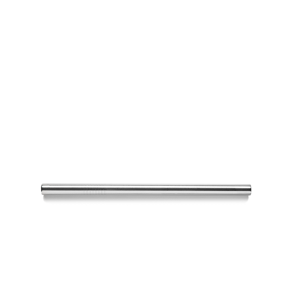 8.5 inch Stainless Steel Straight Straw