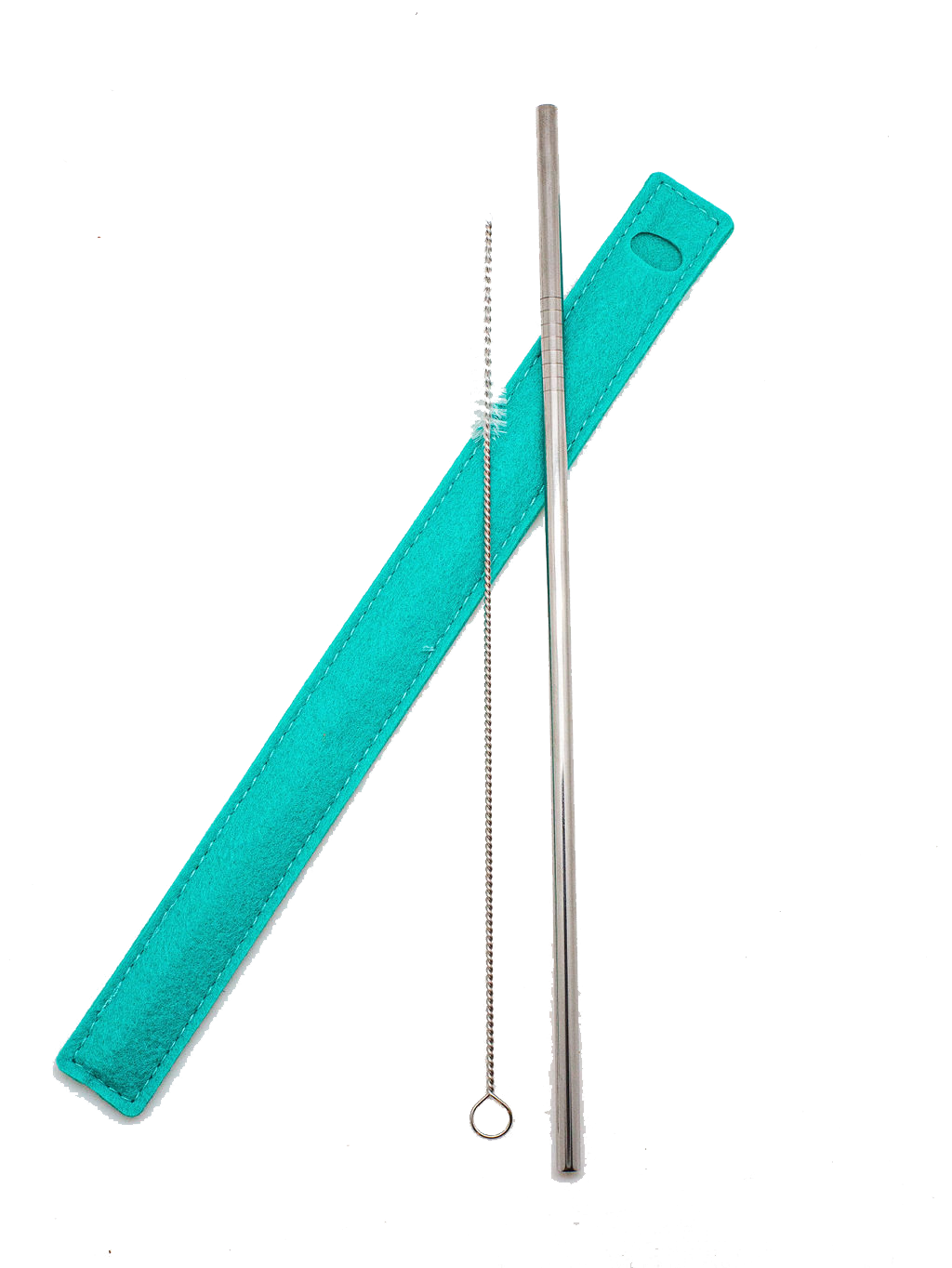 Ocean Green Reusable Straws for Wholesale