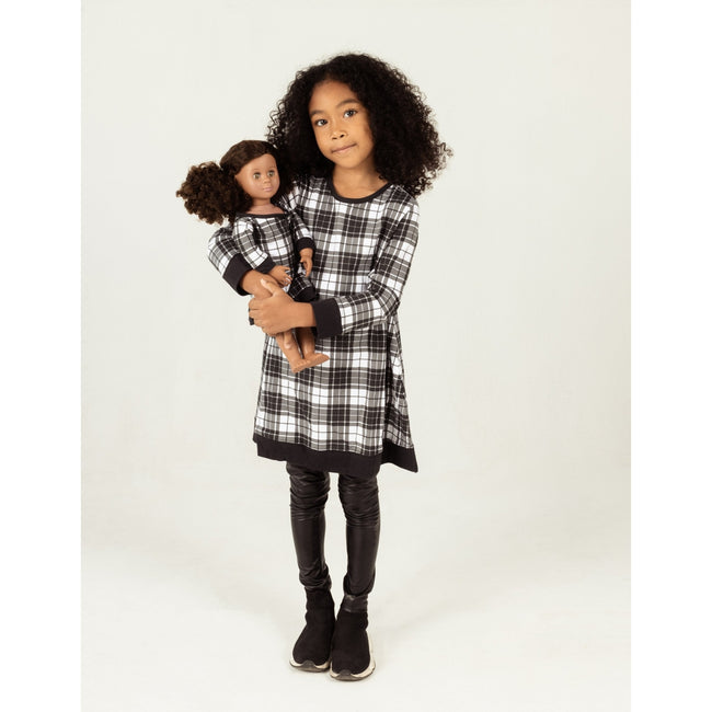 *Pre-Order* Matching Girl & Doll Cotton Plaid