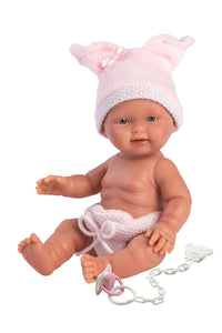 "PRE-ORDER: Claire 10.2"" Baby Girl Doll"