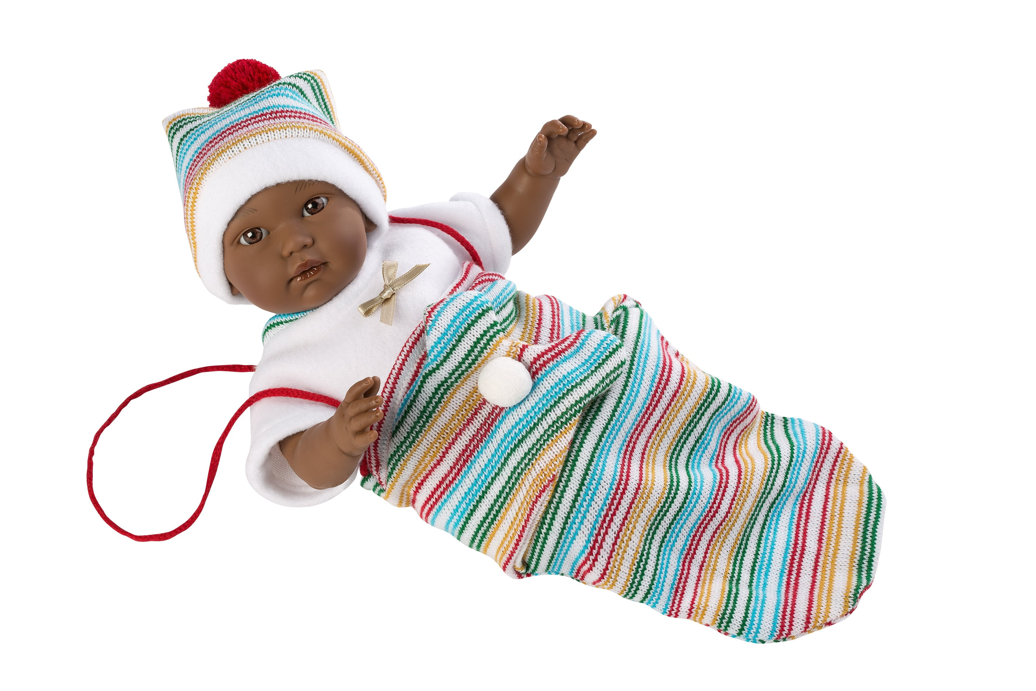 "PRE-ORDER: Morgan 11"" Soft Body Crying Baby Doll"