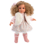 "Load image into Gallery viewer, PRE-ORDER: Elena 13.8"" Soft Body Doll"