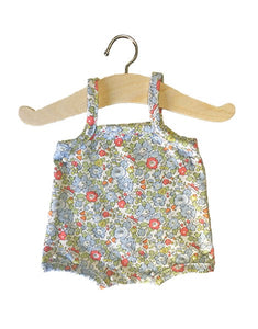 *Pre-order* Minikane Gilda Retro Romper in Liberty of London Floral