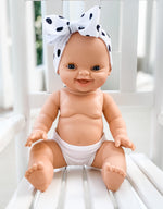 Load image into Gallery viewer, Minikane Lillie Nordic Baby Girl Doll
