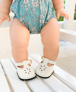 Load image into Gallery viewer, *Pre-Order* Doll Shoes in Cream