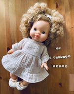 Load image into Gallery viewer, *PRE-ORDER* Minikane Anais Baby Girl Doll