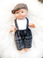 Load image into Gallery viewer, Minikane Francisco 3-Piece Set for Minikane Boy Doll