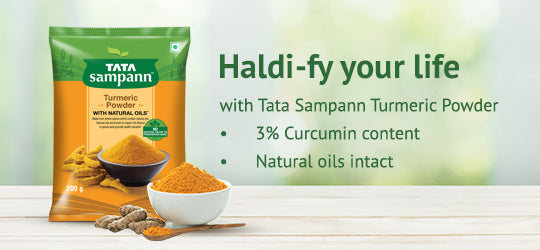 Your gateway to Haldi living.