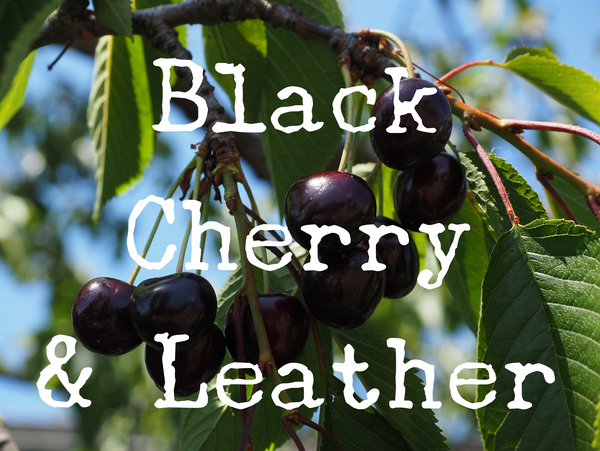 Black Cherry & Leather Fragrance Oil