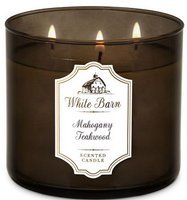 Mahogany Teakwood Fragrance Oil