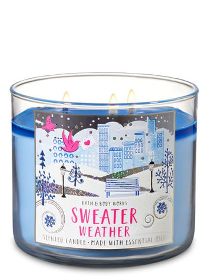 Sweater Weather By BBW Fragrance Oil