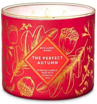 The Perfect Autumn by White Barn Fragrance Oil