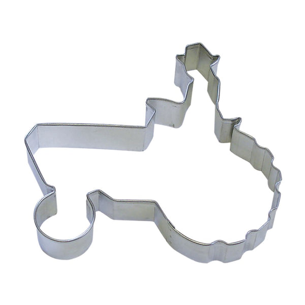 Tractor with Farmer Cookie Cutter