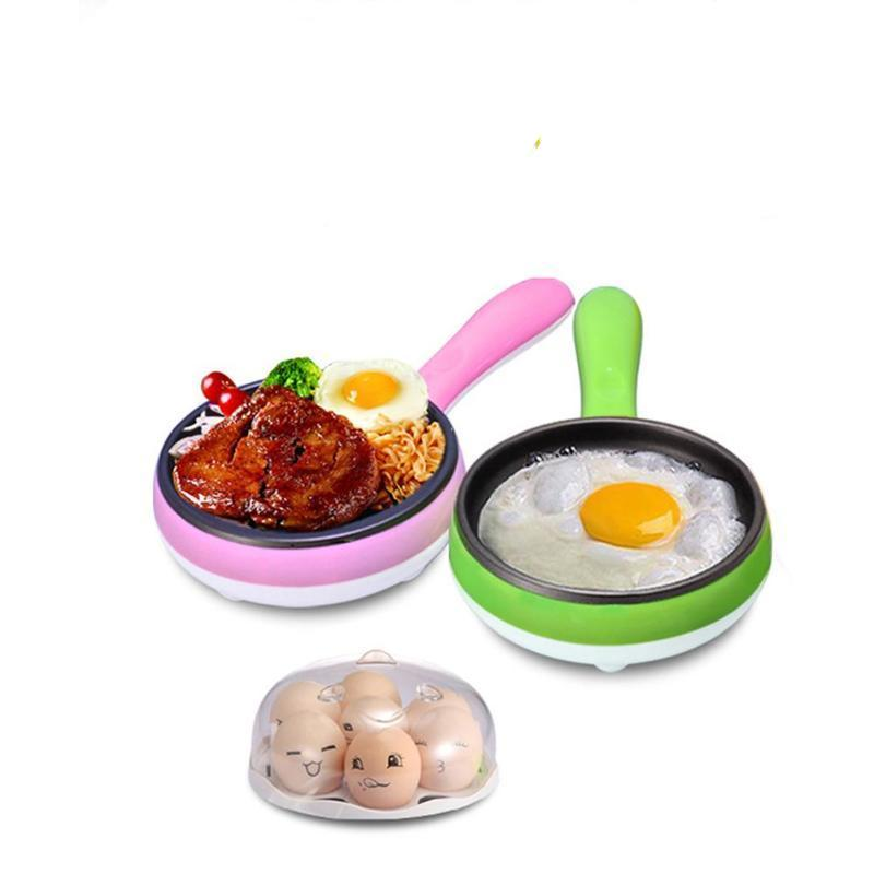Mini Non Stick Frying Pan And Steamer Kitchen Ph