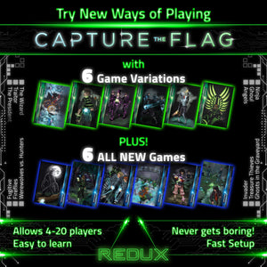 Capture the Flag : a Nighttime Outdoor Game for Youth Groups, Birthdays – a Unique Glow-in-The-Dark Game