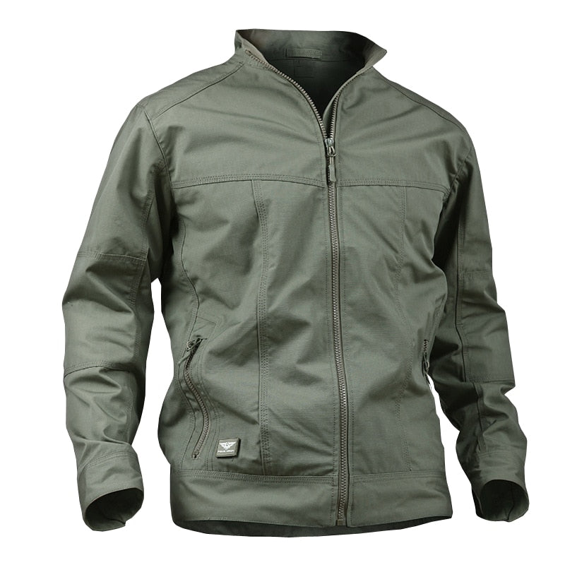510fbf135af7d ... Load image into Gallery viewer, MAGCOMSEN Men Jackets Army Military  Tactical Jackets Men Camouflage Combat ...
