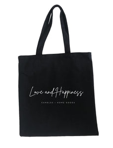 Love and Happiness Totes