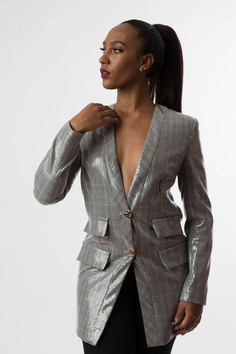 Glitz and Glam Blazer