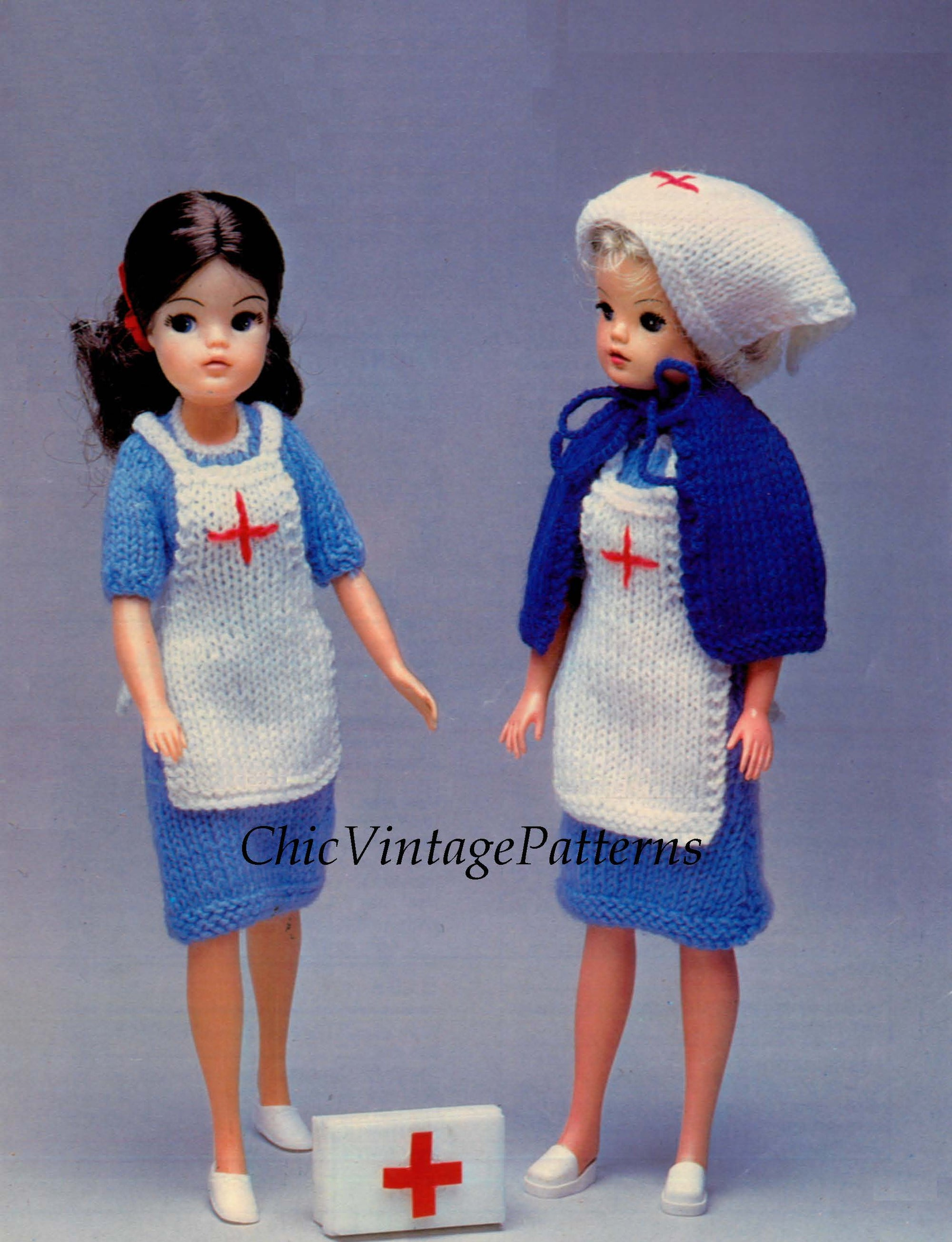 Doll's Clothes Patterns