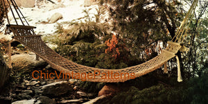 Macrame Garden Hammock Pattern, Home Decor, PDF Pattern, Instant Download
