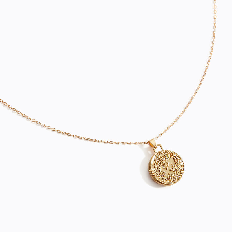 Astrological Pendant Necklace - (Sagittarius)