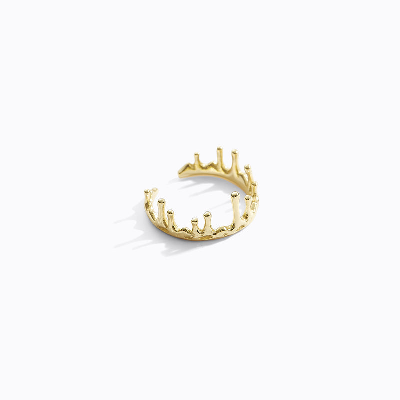 Gold Drip Ring