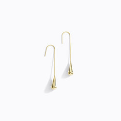 Hook Water Drop Earrings