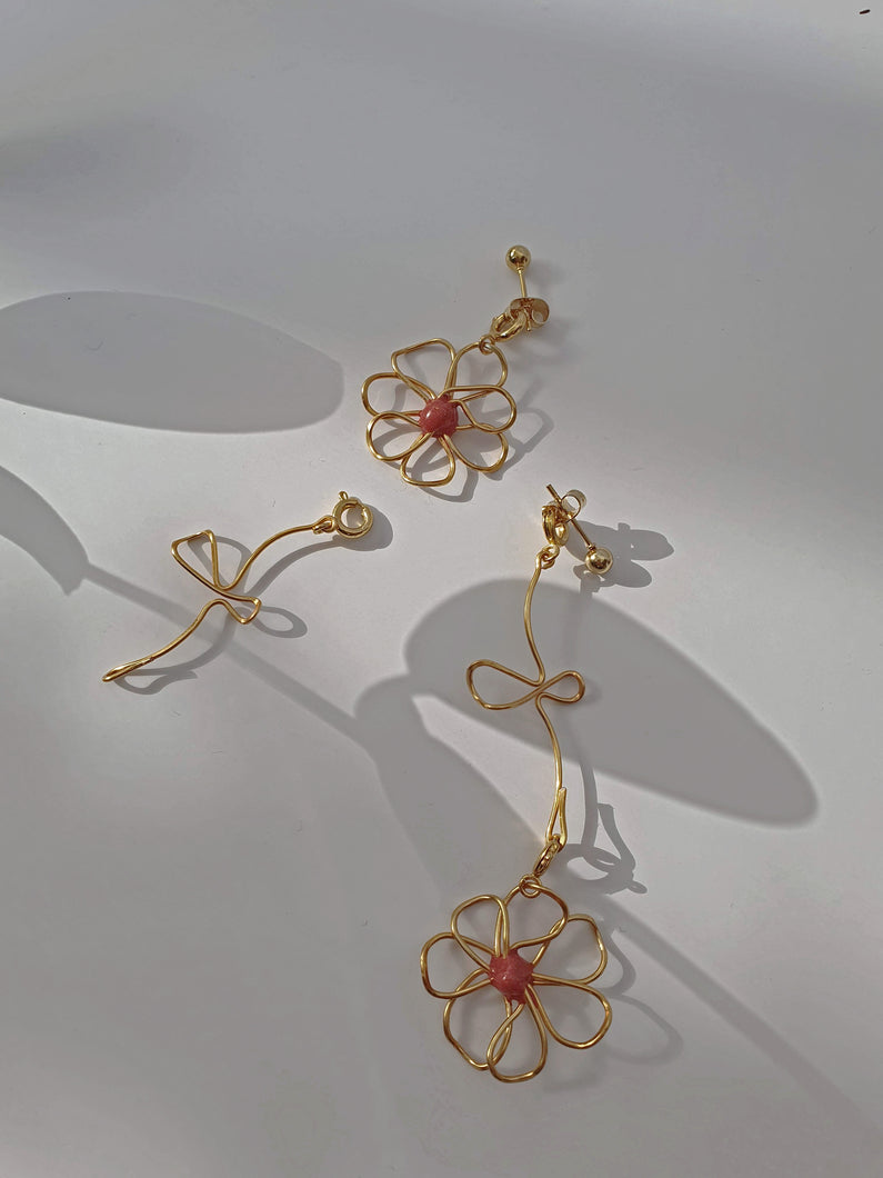 ELVA branch earrings