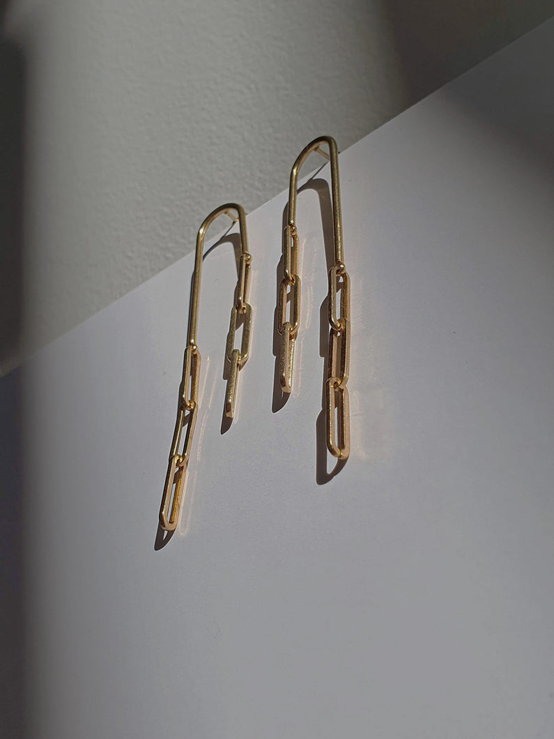 DÉRIVE earrings