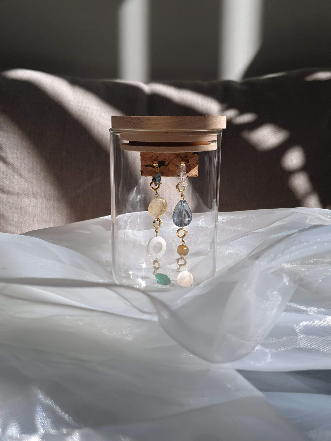 Fixxture.Co Earrings Jar