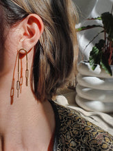 Load image into Gallery viewer, DÉRIVE earrings