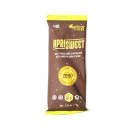 Aprisweet Dark Chocolate Bar